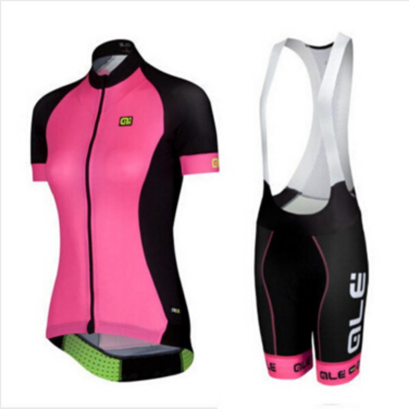 2016 Fashion women's ALE cycling jerseys, road bike wear, bicycle clothing, ropa ciclismo mujer Wholesale retail(China (Mainland))