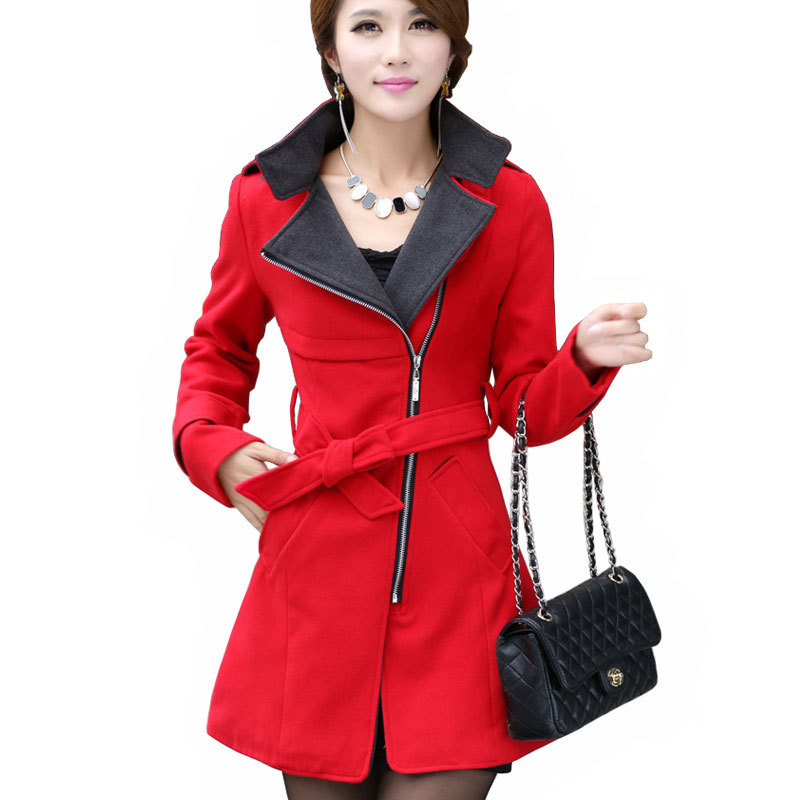 Winter Long Coats For Ladies