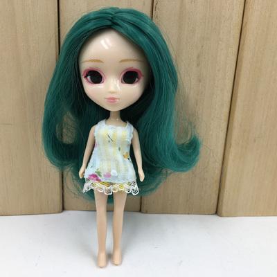 Pullip mini nude blyth 10 CM DIY doll prezent będzie dać jakiś prezent