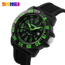 2016 Skmei Men Quartz Watch Fashion Casual Sports Watches Analog Mens Wristwatches Men's Military Relogio Masculino Male Clock