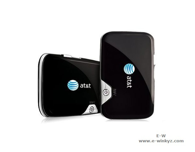 AT&T Novatel MiFi 2372 Wireless Mobile Hotspot USB 3G Network WiFi Router 3g wifi router(China (Mainland))