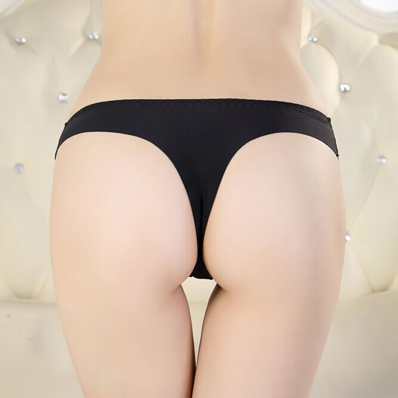 Гаджет  Hot Sale Women Panties High Quality Seamless Invisible Thongs Underwear Women