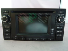 86201SC430 Clarion CD player PF-3304B-A for 2012 Forester OEM car radio WMA MP3 USB Bluetooth Tuner(China (Mainland))