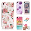 Case For iPhone7 Luxury IMD TPU Silicone Rubber Pattern Back Cover For Apple iPhone 7 Plus