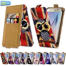 For Samsung Galaxy A7 A7000 A7100 Note 4 N9100 Universal High Quality Printed Flip PU Leather Cell Phones Case Cover Large Size(China (Mainland))