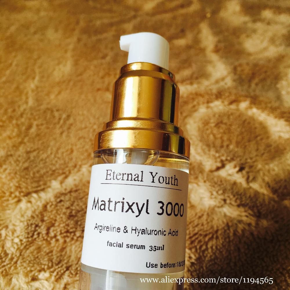 Matrixyl 3000 Peptide Argireline &amp; Hyaluronic Acid  ha Anti Wrinkle Firming Skin Care 35ml<br><br>Aliexpress