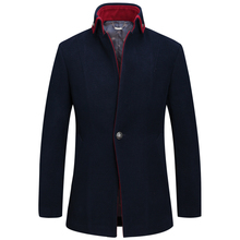 Winter Casual Jacket Men 2015 New Brand Outdoor Sportwear Thick Warm Jacket Coats Slim Fit Windbreaker (China (Mainland))