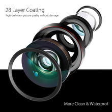 Buy Mini Clip-on Fish Eye Lens Universal Professional 37MM Wide-Angle Phone Lens 0.45X49UV Super Wide-Angle+Macro Clip Lens PL01A for $7.92 in AliExpress store
