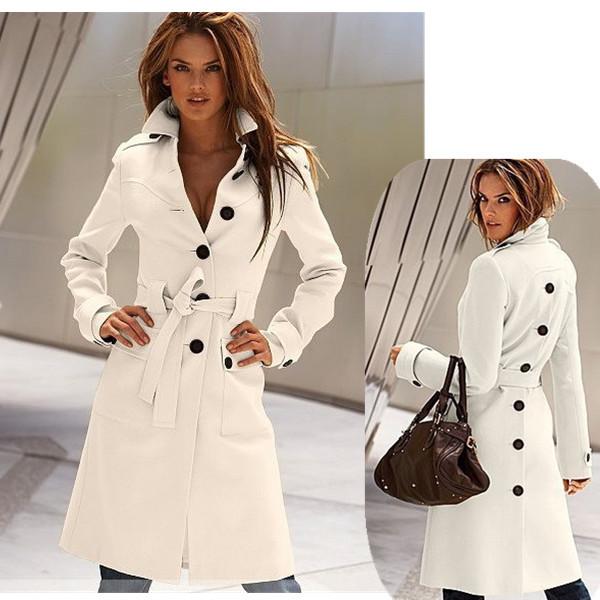 Women coat colors