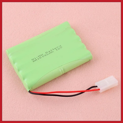 2014 Brand New dollarkey Practical New AA 12V 1800MAH Ni-MH Rechargable Battery Pack #1 Save up to 50% Cheapest(China (Mainland))