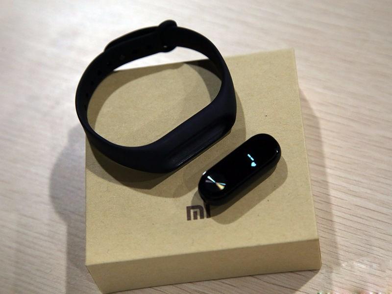 image for Original Xiaomi Mi Band 2 Miband 2 Smart Wristband Heart Rate Monitor