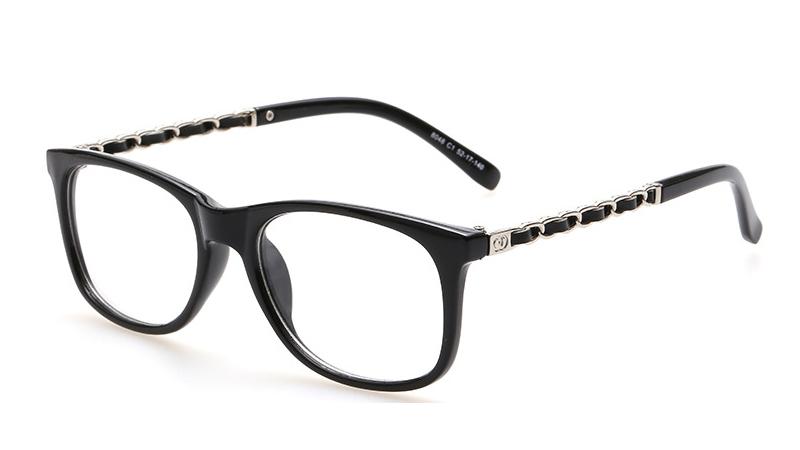 99aa3a558a40 2019 Wholesale New Women Square Glasses Frame Optical Eyeglasses ...