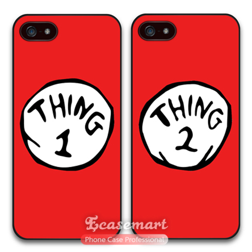 Best Friend Things 1 2 Protective Cover Case iPhone 6 Plus 5 5s 5c 4 4s iPod Global Support - Ecasemart store