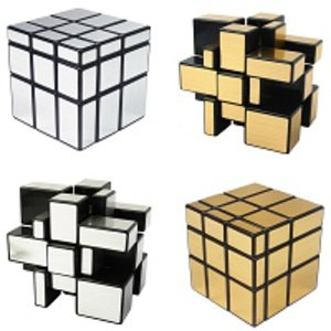 2016 Popular Shengshou Magic Cube Set Fluctuation Angle Puzzle Cube Skewb Speed Magic Cube Puzzle 3x3x3 Mirror Magic Cube Toys(China (Mainland))