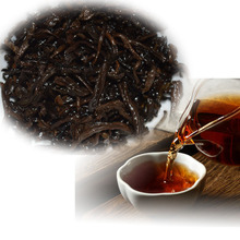 From 1980 years older palace puer ripe loose tea Chinese yunnan the Pu er pu erh