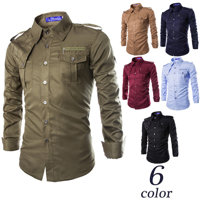 Mens Designer Button Down Shirts | Artee Shirt