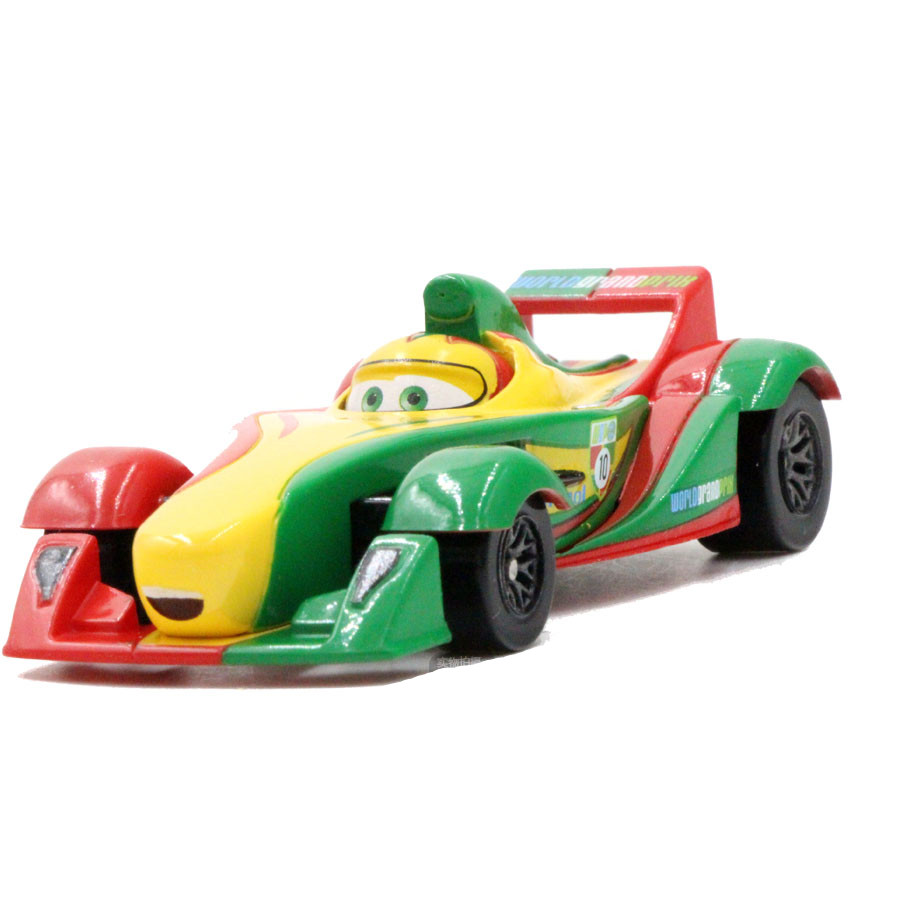 The Pixar Cars Portuguese driver Metal Alloy/Plastic Diecast Toy Car 1:55 Quality goods brand kids toys(wanju027)(China (Mainland))