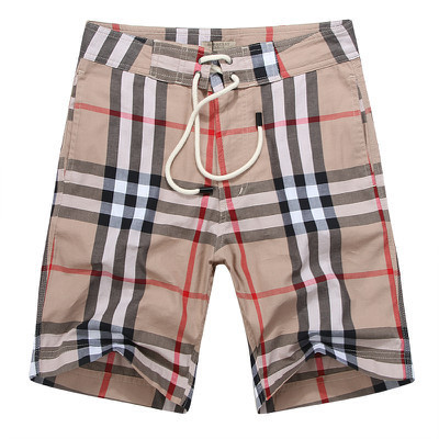 Summer Hot sale more color men short shorts good quality solid board swimwear beach wear man plaid breathable clothes surf B68(China (Mainland))