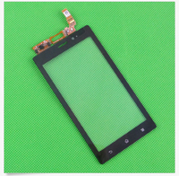 Replacement Touch Digitizer Screen Glass repair part For Sony Xperia MT27i MT27 MT27a Sola Pepper free tools