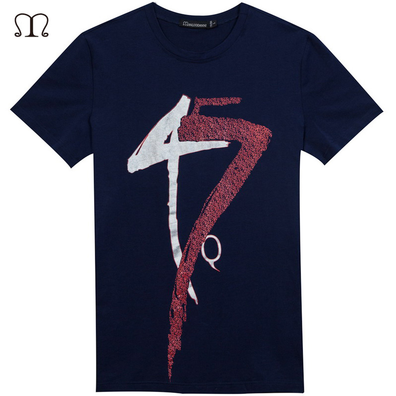 2017 brand t shirts letter printed shirts design tshirt for T shirt design 2017