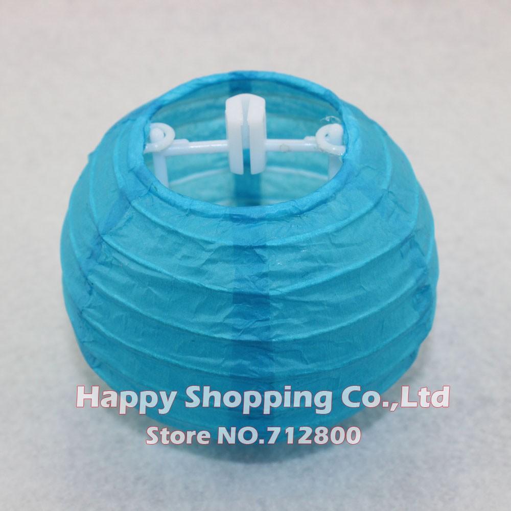 Schön New 4inch 10cm Chinese Paper Lanterns For Wedding Party Decoration Paper  Ball Lantern Lampion White Blue Purple Pink   Us110