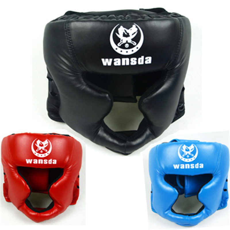 Boxing helmet head protection helmet training type wigs ...