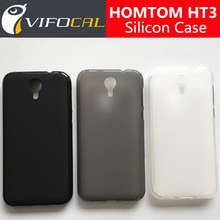 Buy HOMTOM HT3 Silicon Case 100% New Matte Soft TPU Protective Back Silicon Cover HOMTOM HT3 Pro Mobile Phone + Free for $1.99 in AliExpress store