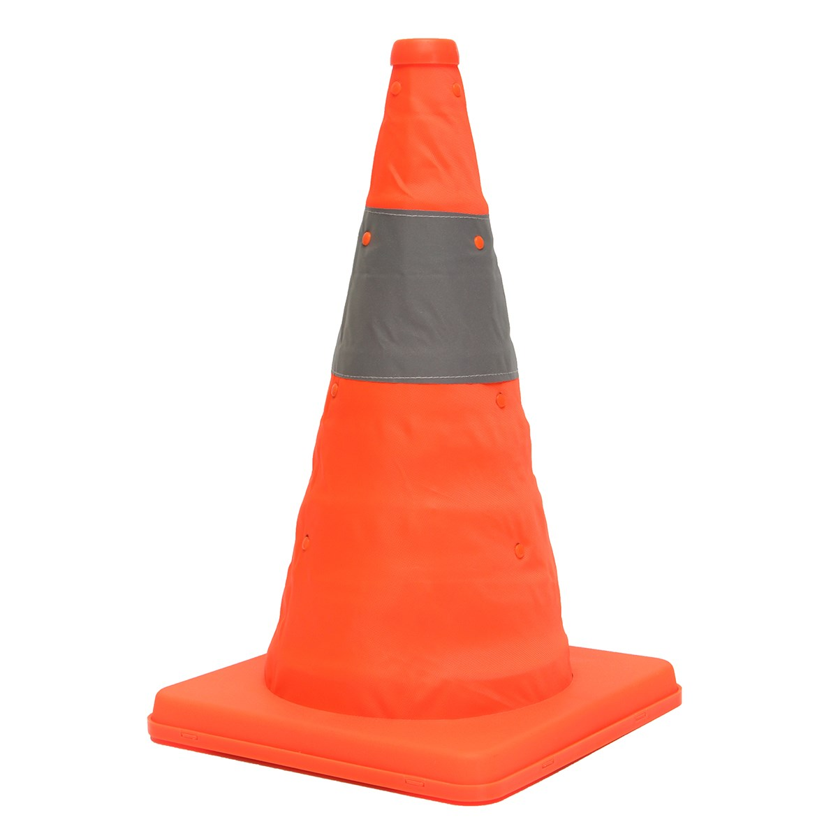 Folding Collapsible Orange Road Safety Cone Traffic Pop Up Parking Multi Purpose