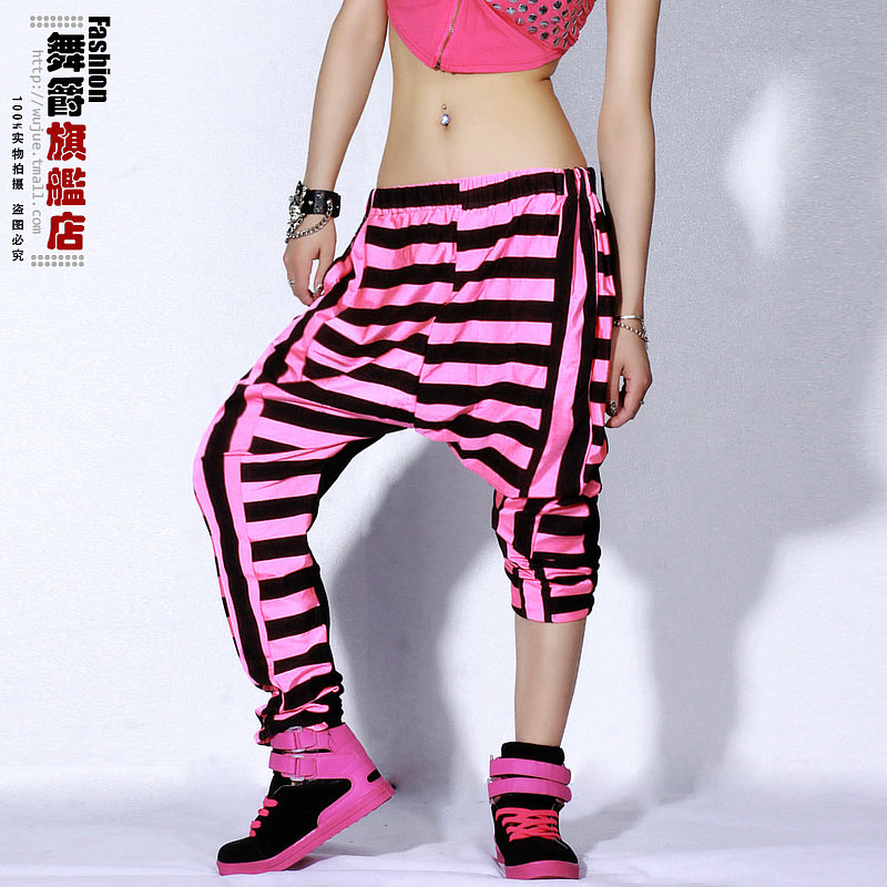Original Women Casual Sport Dance Harem Slacks Sweat Pants Jogging Skinny Trousers New | EBay