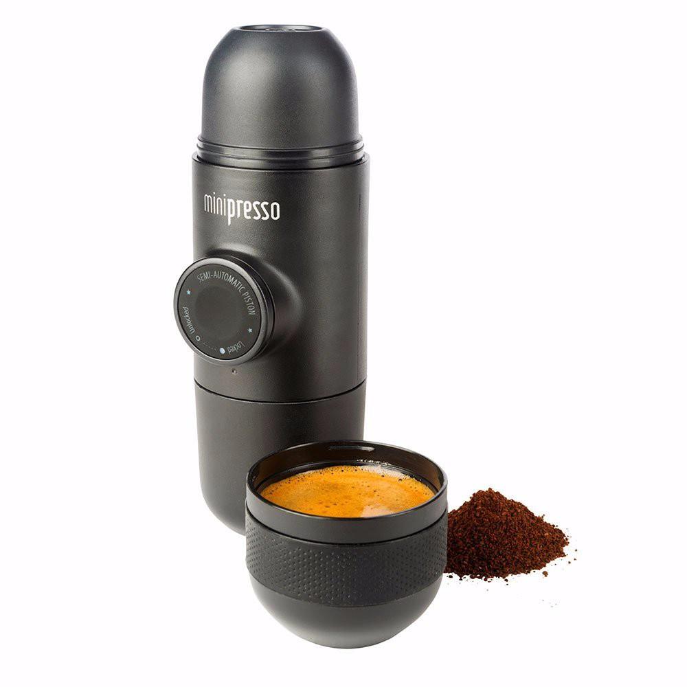 Fei 1pc 2015 new arrival minipresso WACACO hand espresso maker mini coffee machine coffee pot portable for outdoor Travel design