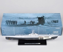 Atlas 1/350 Scale German XXI grade U-Boat U-2540 Submarine Diecast Model Kids Toys brinquedos Gifts Collections With Origion Box(China (Mainland))