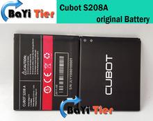 Cubot S208A аккумулятор 100 оригинальный 2000 мАч замена резервного аккумулятора для CUBOT S208A смартфон в наличии