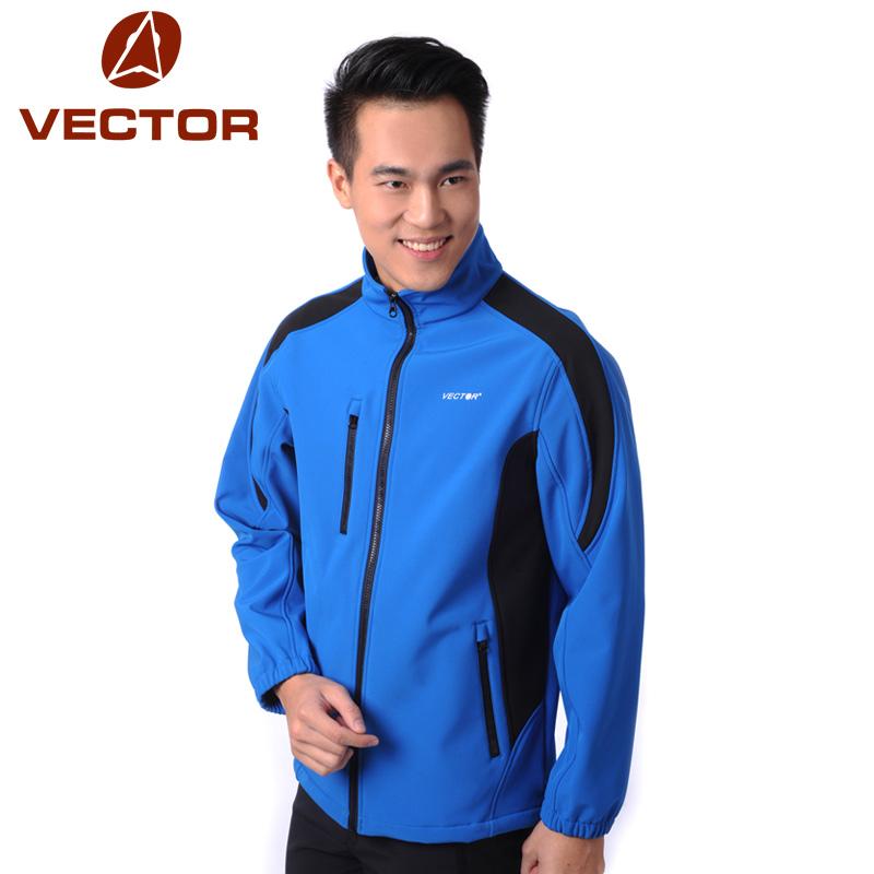 VECTOR Softshell Jacket Men Windproof Waterproof Outdoor Jacket Polyester Windstopper Rain Mountain Camping Hiking Jackets 60003(China (Mainland))