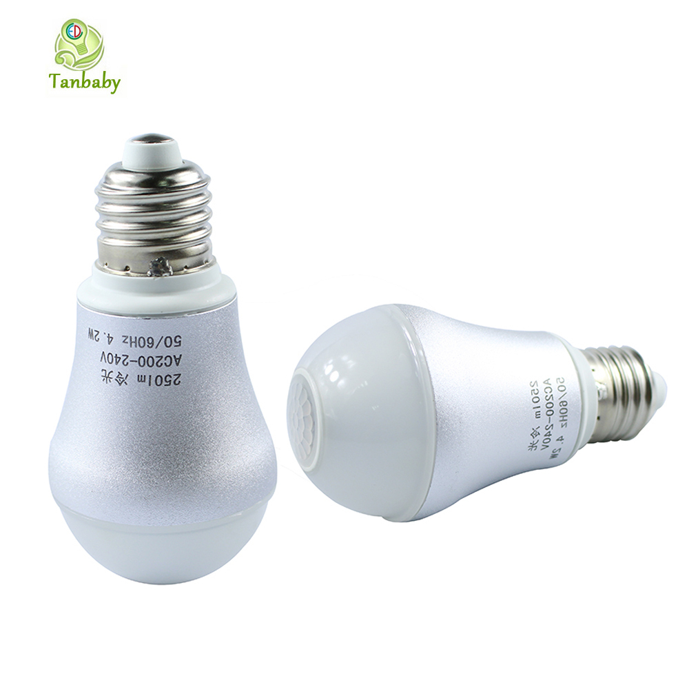 sensor light pir bulb lamp motion sensor sensing bulb night lighting. Black Bedroom Furniture Sets. Home Design Ideas