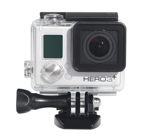 go pro accessories gopro waterproof housing case mount hero 3 plus for gopro hero3 3 4. Black Bedroom Furniture Sets. Home Design Ideas