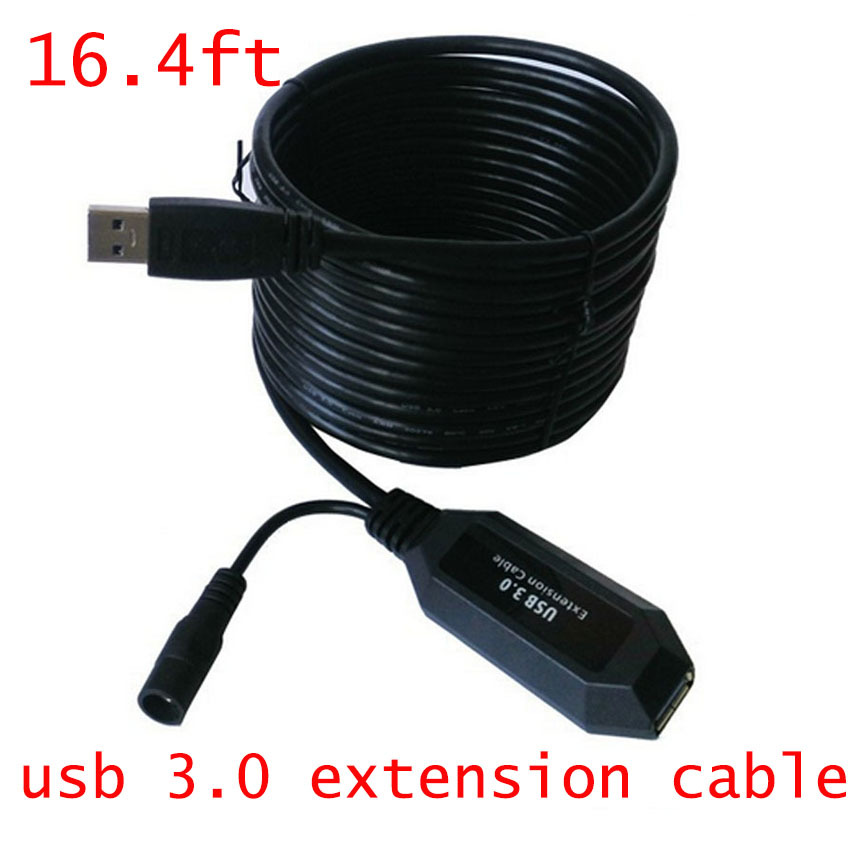 Pe 3 0 Cable : Usb cable water proof repeater m ft