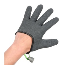 Fishing Gloves and anti cutting gloves gloves from the fishing lures waterproof gloves(China (Mainland))