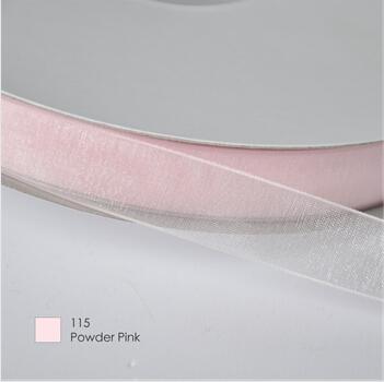 (200yards/roll)  2 Inch (50mm) Powder Pink/Lt. Pink/Pearl Pink/Tulip Sheer Ribbon(China (Mainland))