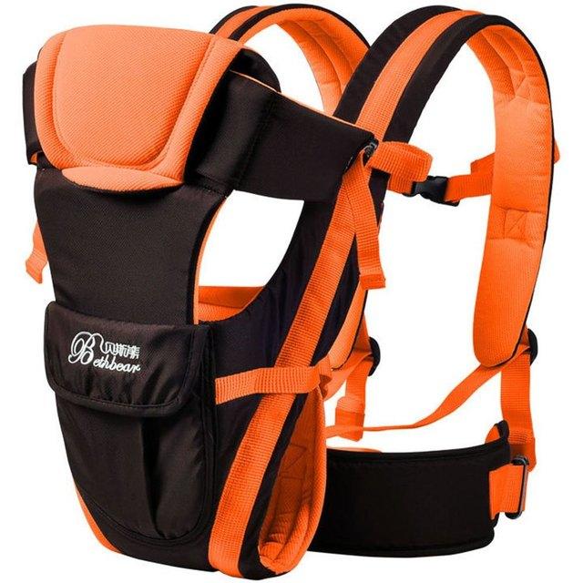 New ergonomic baby sling Front Facing kangaroo baby bag