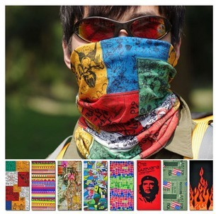 50pcs/lot Outdoor Sports Cycling Bike Bicycle Riding Variety Turban Mix Color Head Scarf Scarves Face Mesh Bandanas Wholesale<br><br>Aliexpress