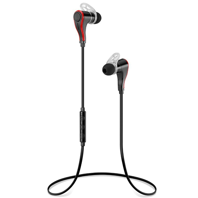 2014 New Hot 1 to 2 Sport Bluetooth V4.0 Headset Wireless Stereo Bluetooth Headphone Earphone for iPhone Samsung Cellphones