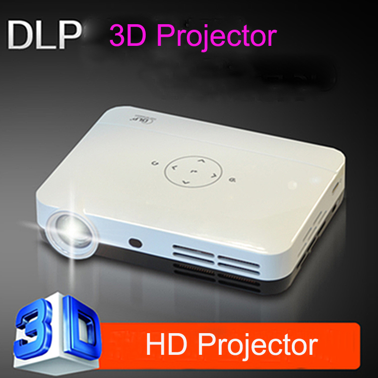 Buy coolux x3s yd movable pocket 3d 1280 800 dlp 600lm hd for Best small hd projector