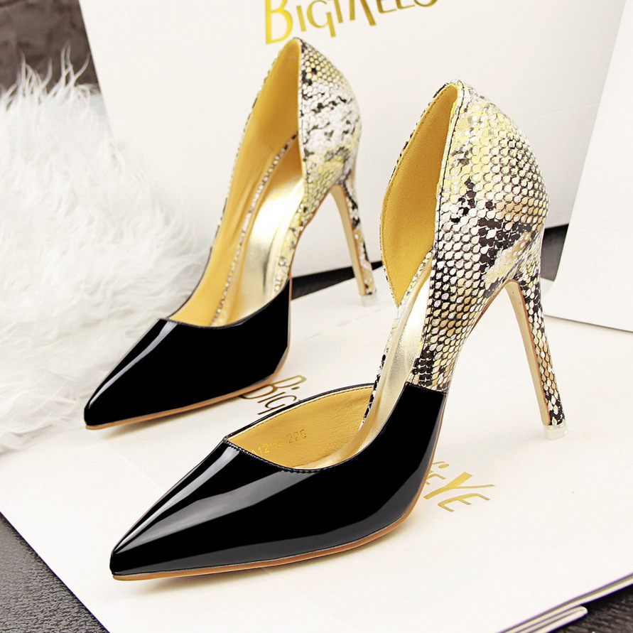 High Shoes Without Heels