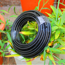 "Garden irrigation hose water hose 4/7mm Drip Irrigation Tube For Drip Irrigation 4/7mm(1/4"") Tubing Sprinkler 20m-pack jh401(China (Mainland))"
