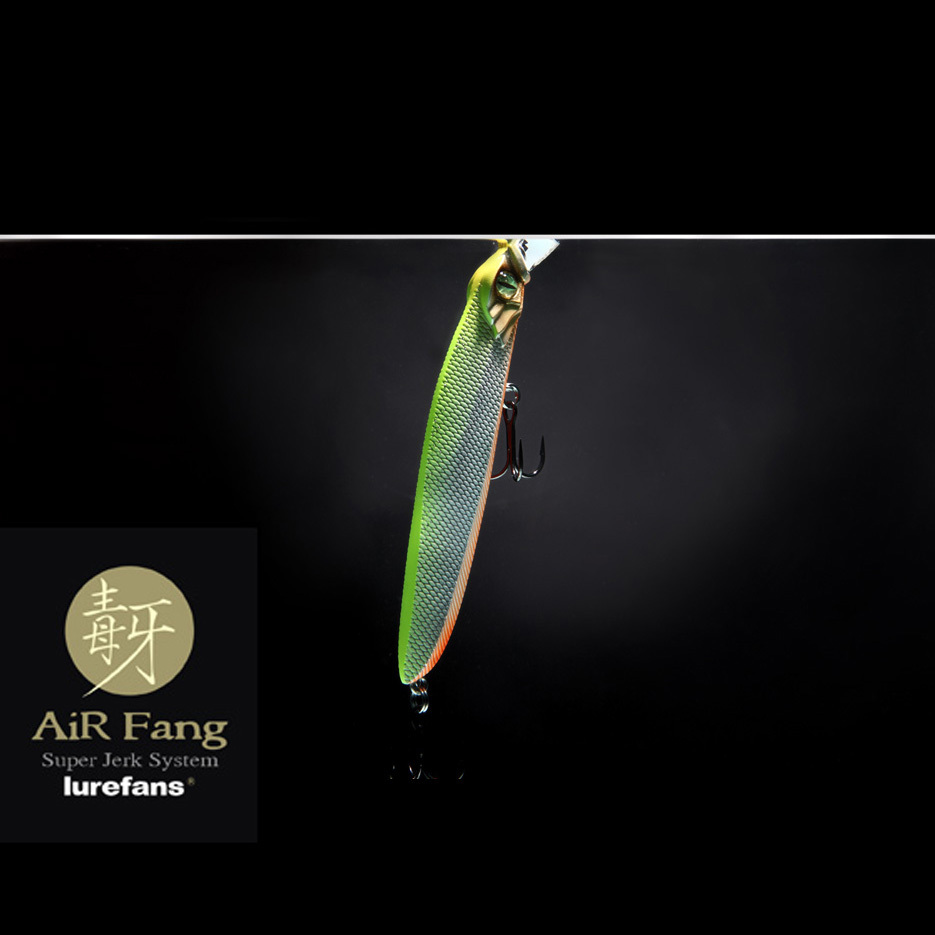 Hight Quality Brand floating jerkbait A9 9cm 8g minnow pencil fishing lure cebo isca artificial para