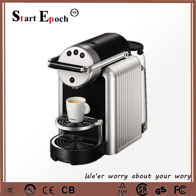Capsule coffee machines commercial household large capacity coffee machine coffee maker coffee ...