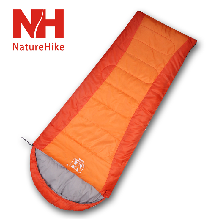 Outdoor adult naturehike-nh ultra-light sleeping bag patchwork double sleeping bags camping u250(China (Mainland))
