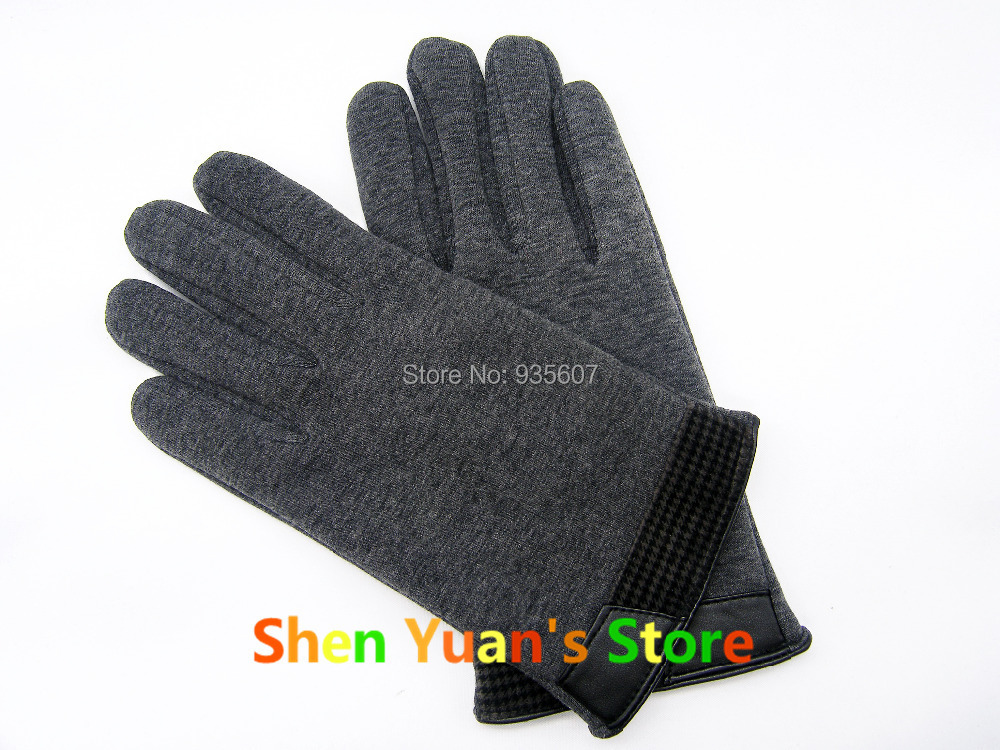 2014 HOT Male men touch screen gloves fashion gloves winter gloves warm high quality FREE SHIPPING