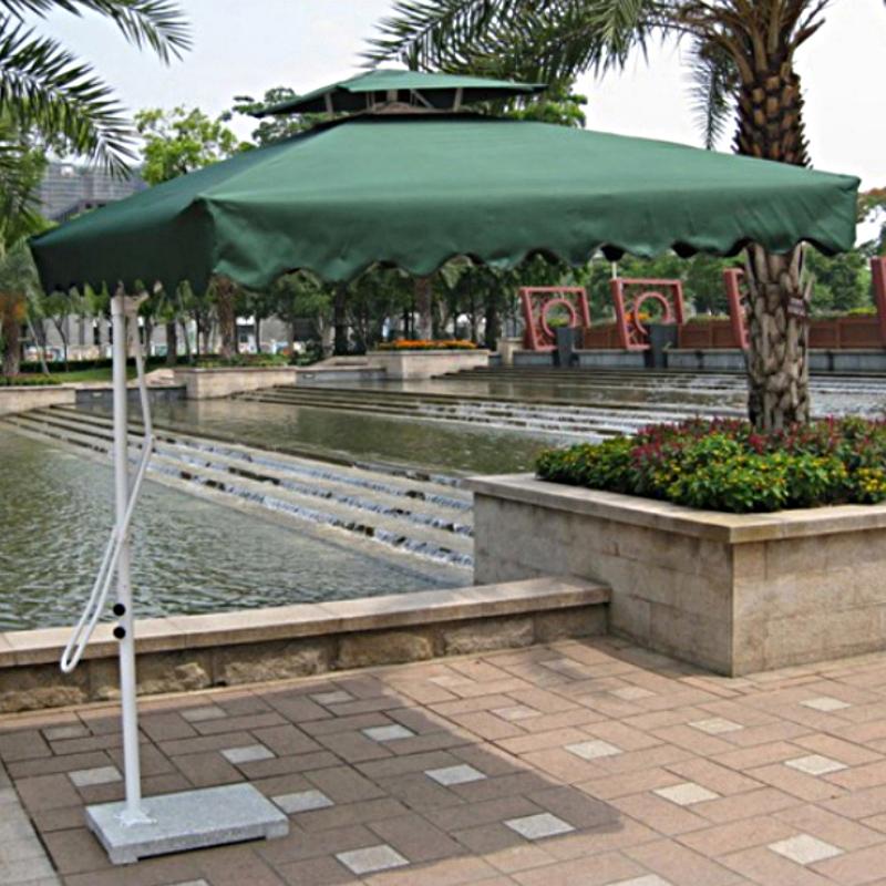 Outdoor patio umbrellas umbrella folding Unilateral wrench send the base<br><br>Aliexpress
