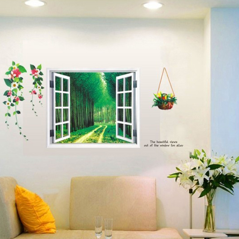 Decorative number stickers picture more detailed picture for 3d garden decoration